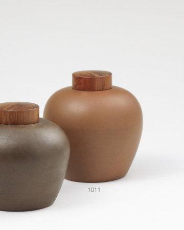 清末 紫砂茶叶罐