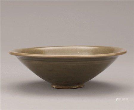宋代(960-1279) 耀州窑撇口碗