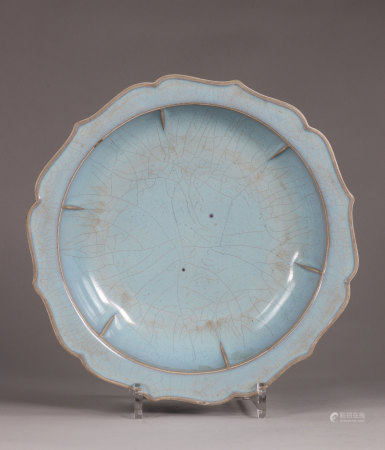 China large cup with Narcissus,: -a Ru-Yao Yun-Related Narcissus bowl- Song of the North.