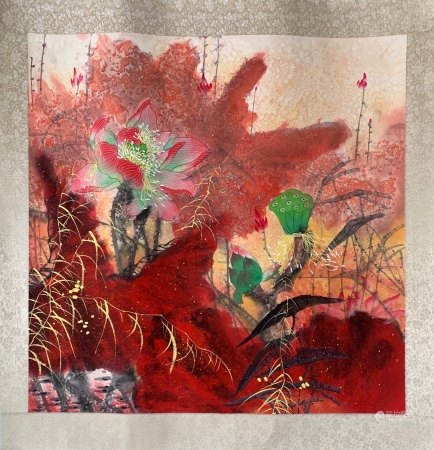 Anonymity, Lotus Flower