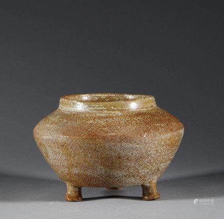 東晉.瓷罐