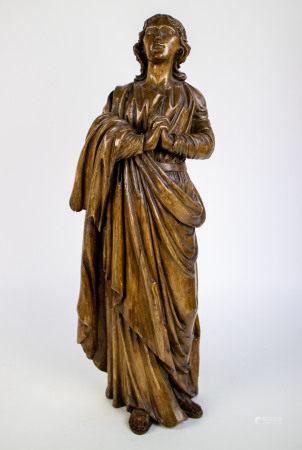 Wooden sculpture of H. Johannes