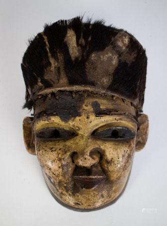 Makonde mask 20thC