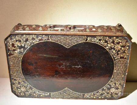 Chinese Mother of Pearl of Inlaid Display stand