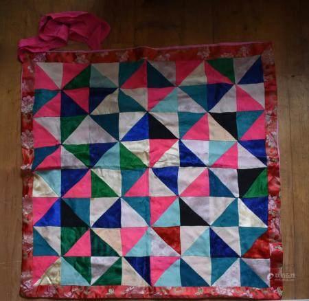 Korean Poshagi Wrapping Cloth with patchwork