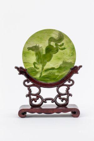 Jadescheibe