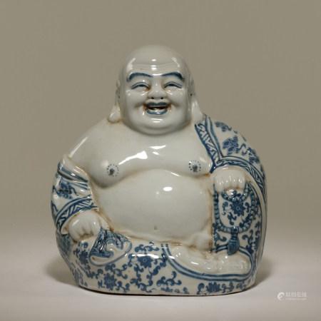 清 彌勒佛像