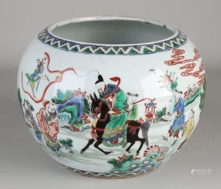Chinese Family Verte pot Ø 22.5 cm.