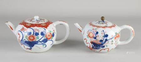2 Chinese teapots