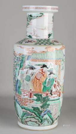 Family Verte vase