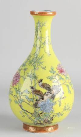 Chinese vase, H 20 cm.