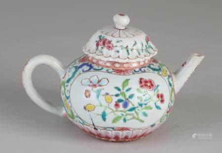 18th Century Family Rose teapot