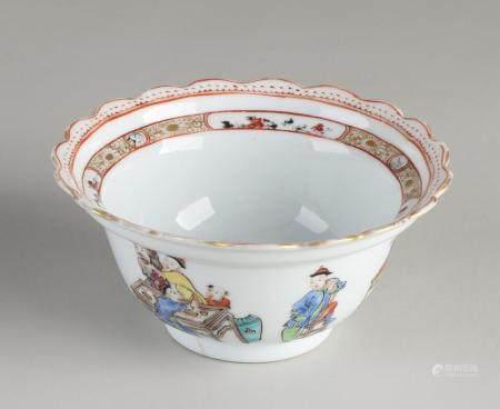 Chinese bowl Ø 11.7 cm.