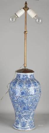 17th - 18th Century Kang Xi vase