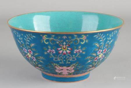 Large Chinese bowl Ø 16.5 cm.