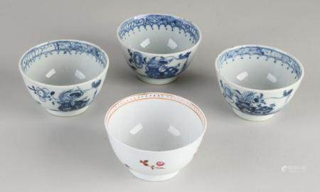 Lot of Chinese porcelain (4x)