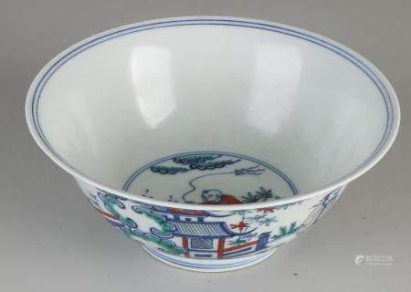 Chinese bowl Ø 18.7 cm.