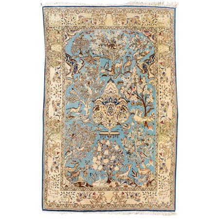 Oriental carpet, Pakistan Bokhara, Wool/Silk, 300 x 410 cm.