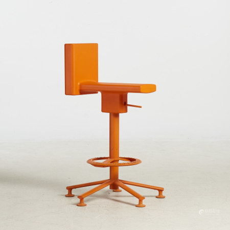 """Konstantin Gricic. Chair for Magis, """"360 degrees""""."""