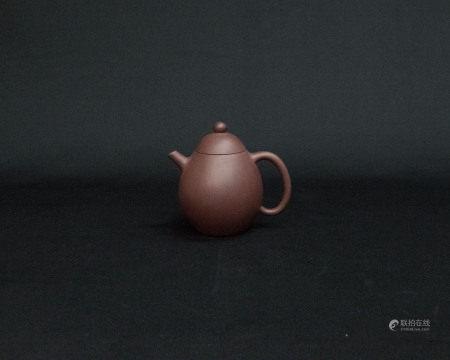 「荊溪陽羨」款紫砂壺