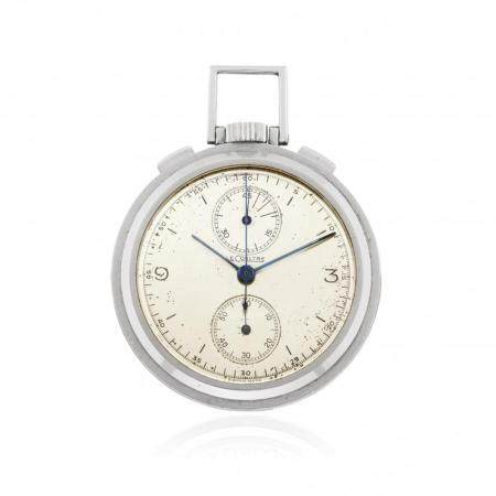POCKET AND TRAVELIN LECOULTRE CHRONOGRAPH REF. 5224, 40s