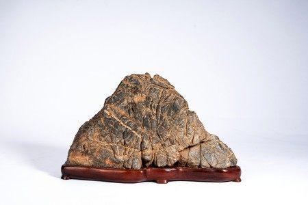 Chinese Lingbi 'mountain' Scholar's Rock
