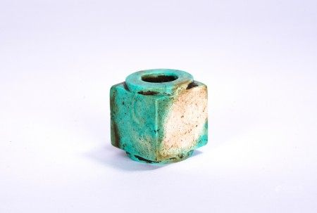 Chinese Turquoise Cong