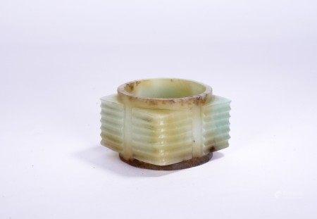 Chinese Jade Cong