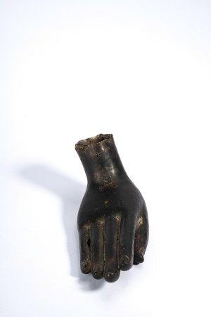 Chinese Copper Buddha's Hand