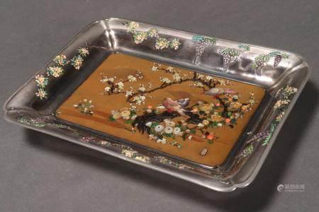 Stunning Japanese Meiji Period Sterling Silver