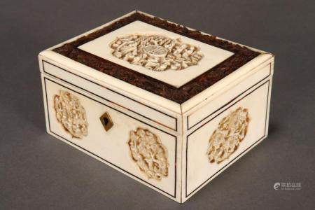 Superb Chinese Qing Dynasty, 19th Century Ivory