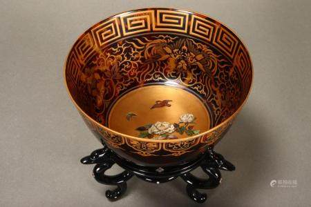Exquisite Japanese Meiji Period Tortoise Shell