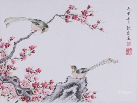 周煉霞 花鳥