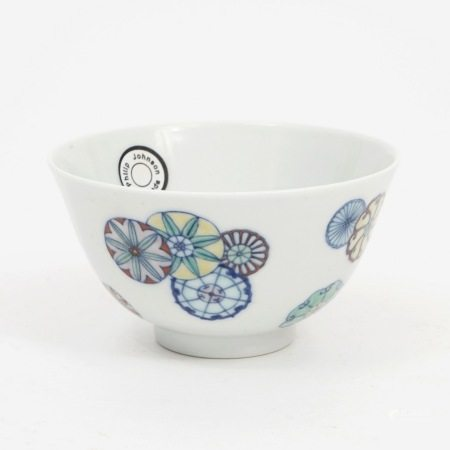 A contrasting color cup, Daoguang Period, Qing Dynasty 清道光斗彩杯
