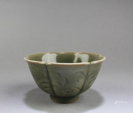 Antique Chinese Yao Zhou Bowl