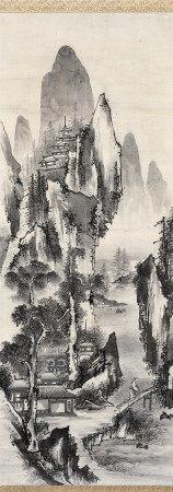 佚名 山水圖