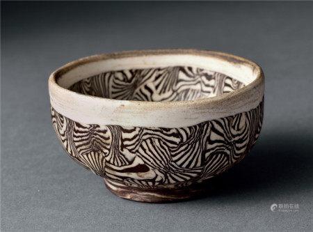 宋 當陽峪窯絞胎杯