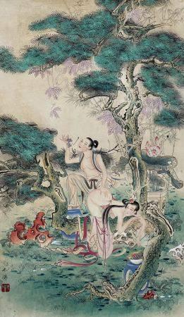 近現代 胡也佛 人物