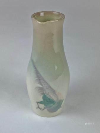 Rookwood Art Pottery Glazed and Decorated Vase
