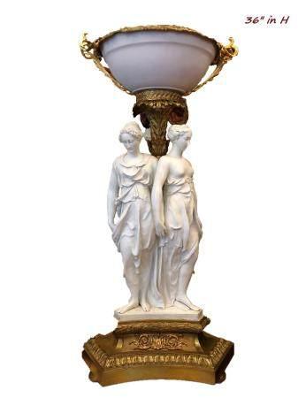 "Germain Pilon (1530 - 1590). ""The Three Graces"""