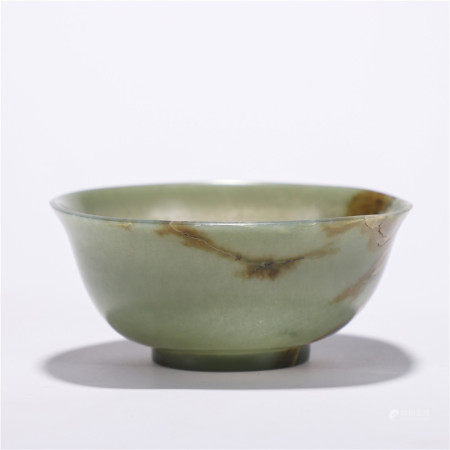 Qing Jade Bowl