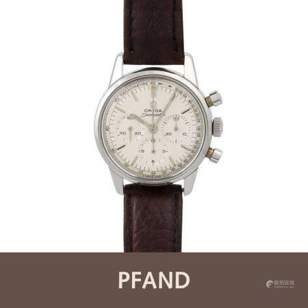 PFANDAUKTION - Omega Seamaster Vintage Chronograph, Stahl,