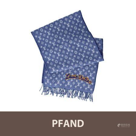 PFANDAUKTION - Louis Vuitton Schal, NP: 550 € Pfandnummer 18355,