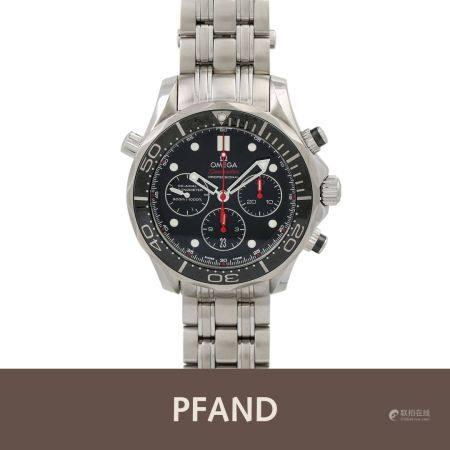 PFANDAUKTION - Omega Seamaster Diver 300m Chronograph Box Watchma