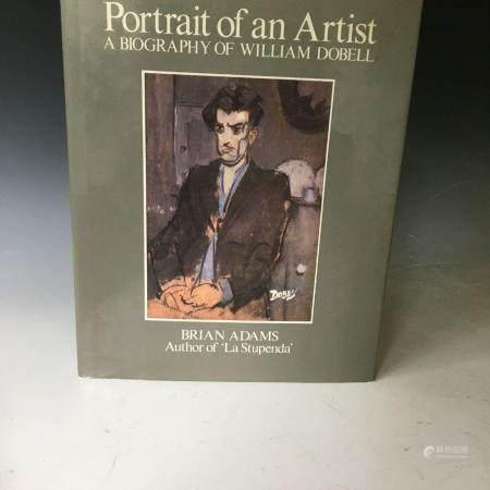 Portrait of an aritist
