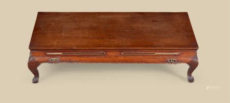 明代(1368-1644) 鸡翅木长方台
