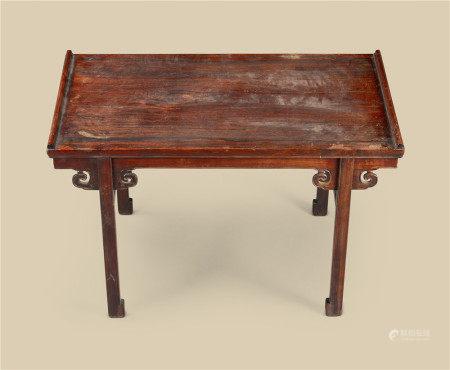 明代(1368-1644) 红木翘头案