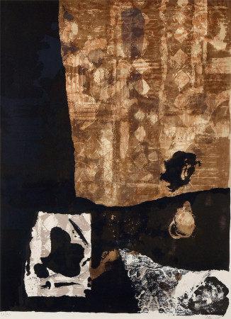 Antoni Clavé  抽象画 版画