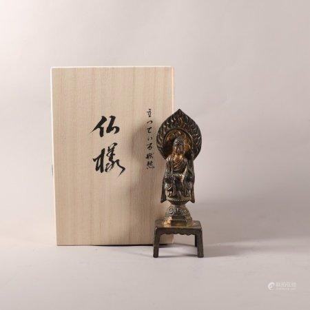 北魏 立式佛像