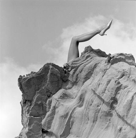 ALBERTO GARCÍA-ALIX (1956 / .) Totem in the sun_x000D_